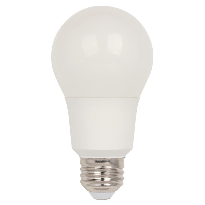 Westinghouse Lighting 11 Watt 75 Watt Equivalent A19 Led Non Dimmablelight Bulb Warm White 3000k E26 Base Reviews Wayfair
