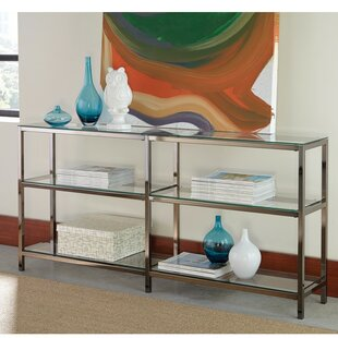 Hoysted Industrial Etagere Bookcase