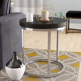 Myrtle End Table by Ivy Bronx 2019 Sale