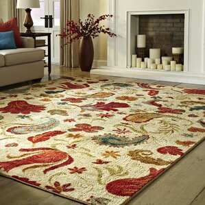 virginia beige area rug - Colorful Area Rugs