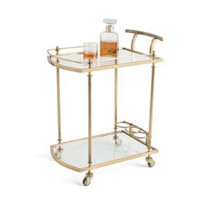 Christiana Bar Cart by Willa Arlo Interiors