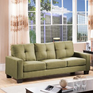 Read Reviews 3 Seater Sofa by Wildon Home® Reviews (2019) & Buyer's Guide