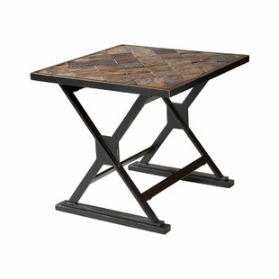 Bosco End Table by Bloomsbury Market
