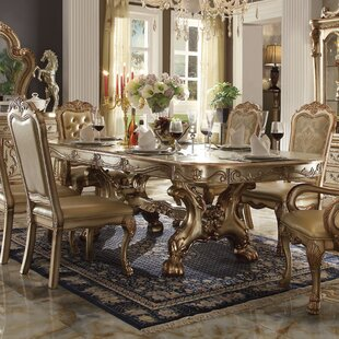 Welliver Extendable Dining Table Astoria Grand