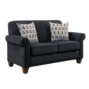 Engemann Loveseat by Highland Dunes Today Only Sale