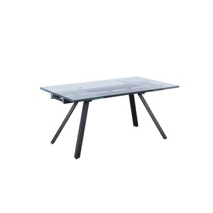Julianne Extendable Dining Table Orren Ellis