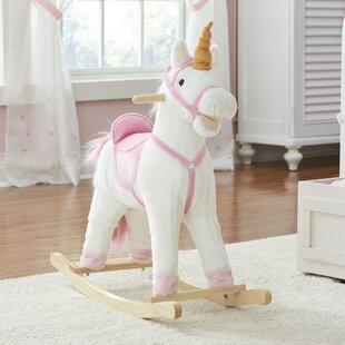 Felicita Unicorn Rocking Horse