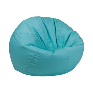 Solid Kids Bean Bag Chair