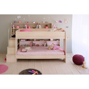 Best Reviews Bibop 2 Twin over Twin Bunk Bed with Trundle by Parisot Reviews (2019) & Buyer's Guide