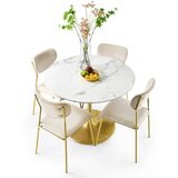 Eckles 5 - Piece Dining Set by Everly Quinn