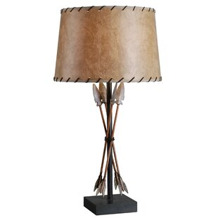 Best Reviews Bound Arrow 29.5 Table Lamp By Wildon Home ®