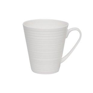 Vanilla Swirl 14 oz. Mug (Set of 4)