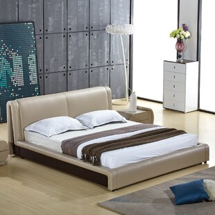 Find Bernadine Upholstered Platform Bed By Orren Ellis