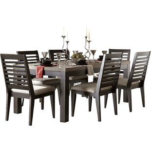 Riverdale 7 Piece Dining Set Wade Logan