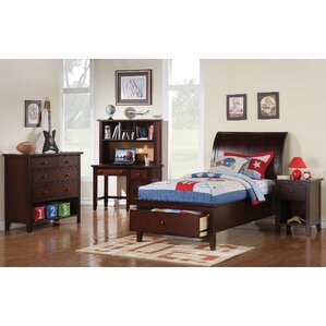 twin sleigh bedroom set - Kids Bedroom Sets Under 500