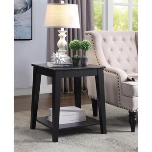 Boho End Table by Latitude Run