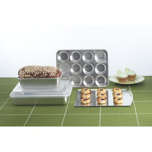 5 Piece Bakeware Set by Nordic Ware Spacial Price