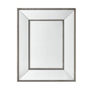 Look for Castagna Beaded Wall Mirror By House of Hampton