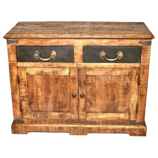 Theodore 2 Drawer Server Millwood Pines