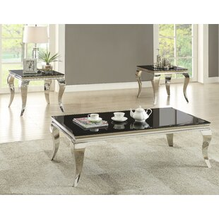 Eggert Coffee Table by House of Hampton