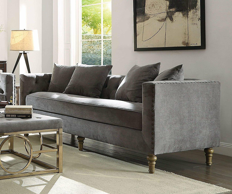 bungalow rose fawke cozy elegant sofa wayfair