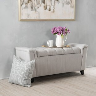 Sharpsburg Storage Ottoman by Ophelia & Co.