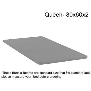Audra Folding Wood Bunkie Board by Alwyn Home