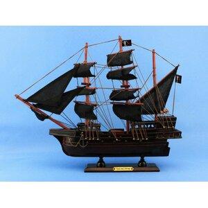Blackbeard's Queen Anne's Revenge Model Ship