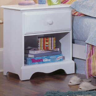 Sikorsky 1 Drawer Nightstand