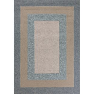Hamptons Highview Hand-Hooked Spa Indoor/Outdoor Area Rug