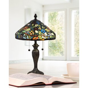 Fiscus Floral 24 Table Lamp