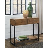 Roesler Console Table by Gracie Oaks