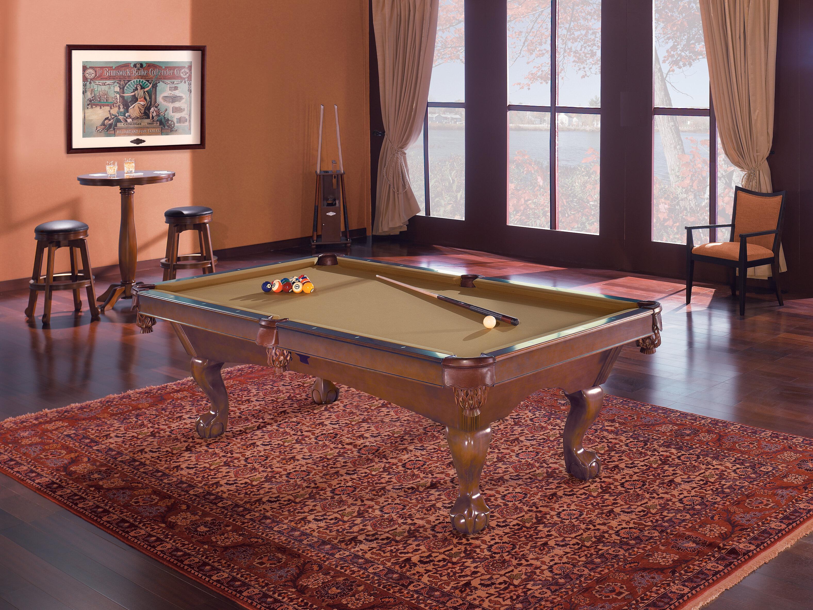 Brunswick Billiards Wayfair - Brunswick centurion pool table
