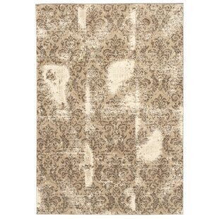 Harvin Cream/Beige Indoor/Outdoor Area Rug