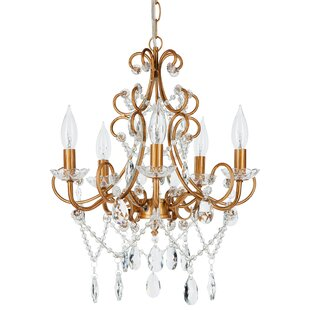 Gold chandeliers youll love save to idea board aloadofball Images