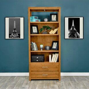 Fleta Bamboo Standard Bookcase