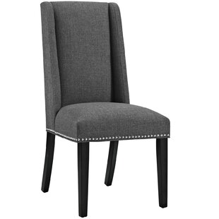 Florinda Wood Leg Upholstered Dining Chair
