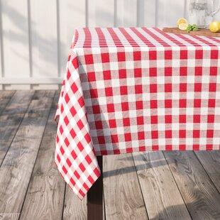 Andreas Check Tablecloth