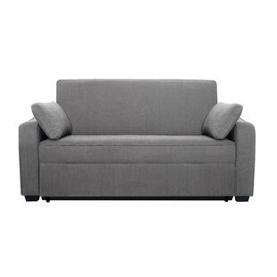 Great Price Hanley Sofa Sleeper by Serta Futons Reviews (2019) & Buyer's Guide