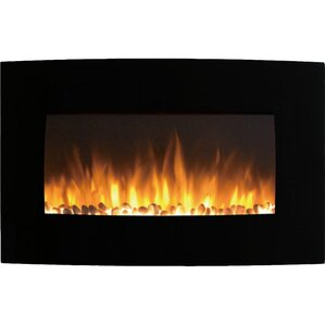 Callaway Wall Mount Electric Fireplace by Varick Gallery