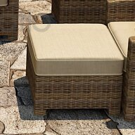 Cypress Ottoman with Cushion by Forever Patio