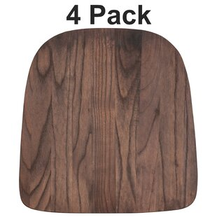 Stephon Dining Chair Wood Seat (Set of 4) by Millwood Pines
