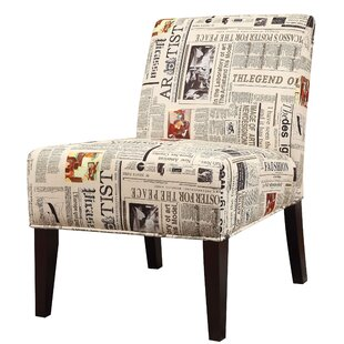 Sattler 23 Slipper Chair by George Oliver