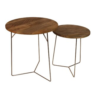 Holman 2 Piece Nesting Tables