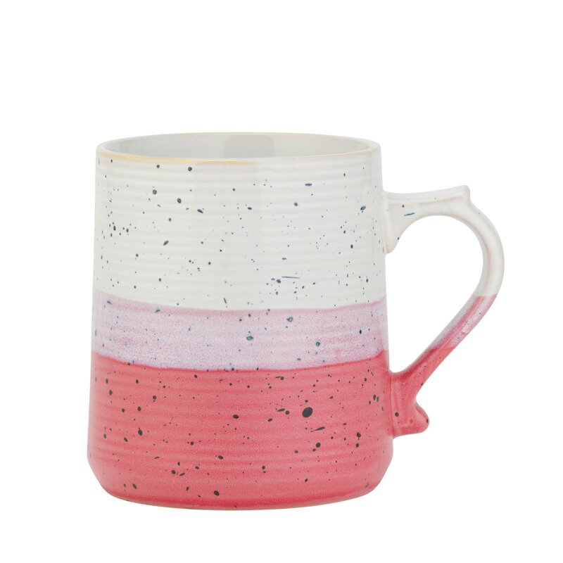 7125180e113 Ebern Designs Humphery Reactive Glaze Coffee Mug | Wayfair