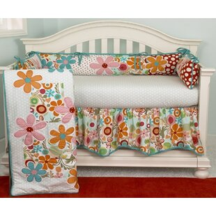Shop For Swinney 4 Piece Standard Crib Bedding Set ByHarriet Bee