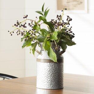 Metal Vases   Joss & Main on zinc car, zinc patina, zinc dog, zinc basket, zinc metal, zinc chest, zinc desk, zinc table,