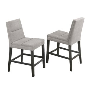 Necaise Upholstered Dining Chair (Set Of 2) Best #1