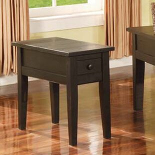 White Mountain End Table
