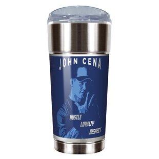 WWE John Cena Vacuum 24 oz. Stainless Steel Travel Tumbler